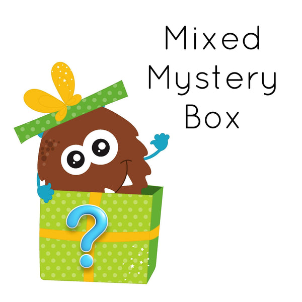 Mixed Mystery Box:Primary Classroom Resources