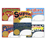 Mixed Pack of Reward Certificates:Primary Classroom Resources