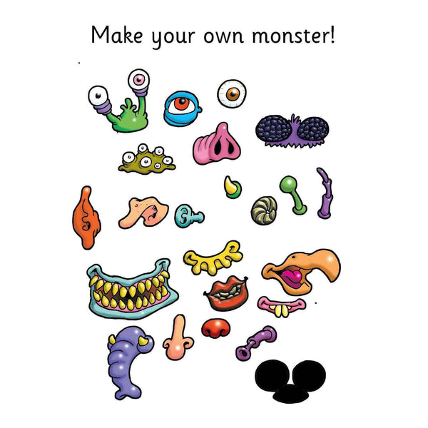 Monsters Display Pack:Primary Classroom Resources