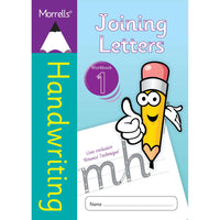 Morrells Handwriting - Joining Letters - Workbook 1