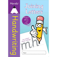 Morrells Handwriting - Joining Letters - Workbook 2