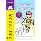 Morrells Handwriting - Letter Formation - Workbook 1:Primary Classroom Resources