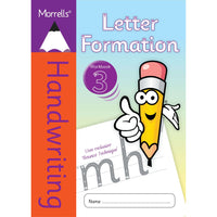 Morrells Handwriting - Letter Formation - Workbook 3:Primary Classroom Resources