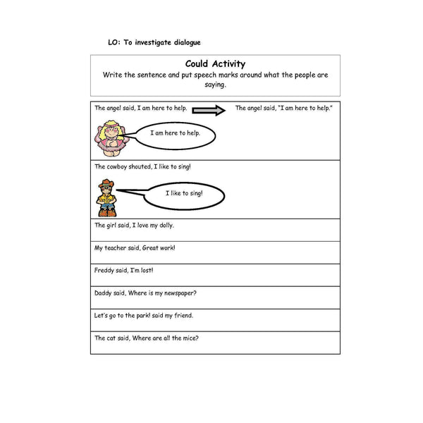 Narrative 4 Complete Pack:Primary Classroom Resources