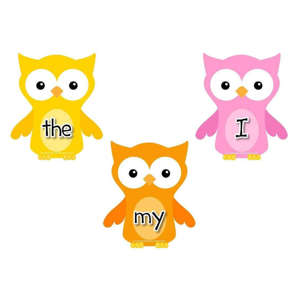 Openers Owls:Primary Classroom Resources