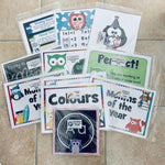 Owl Classroom Resource Pack:Primary Classroom Resources