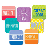 Painted Palette Positive Reward Stickers