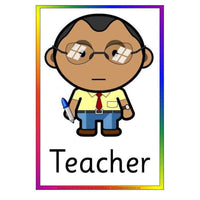 People Who Help Us Posters:Primary Classroom Resources