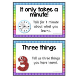 Pick a Plenary - Plenary ideas cards:Primary Classroom Resources