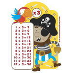 Pirate Tables Posters:Primary Classroom Resources
