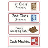 Post Office Flashcards:Primary Classroom Resources