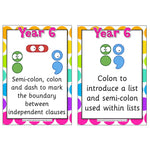 Punctuation in Year 6:Primary Classroom Resources