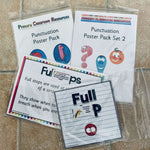 Punctuation Pack:Primary Classroom Resources