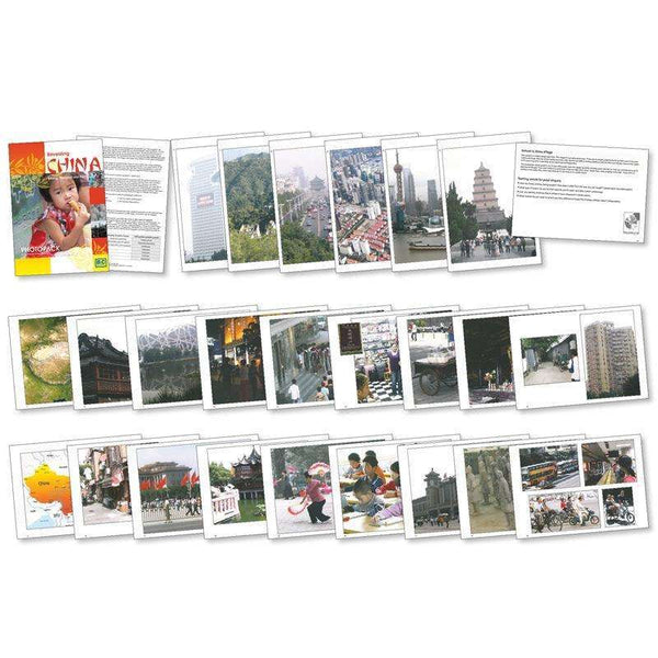 Revealing China photo pack:Primary Classroom Resources