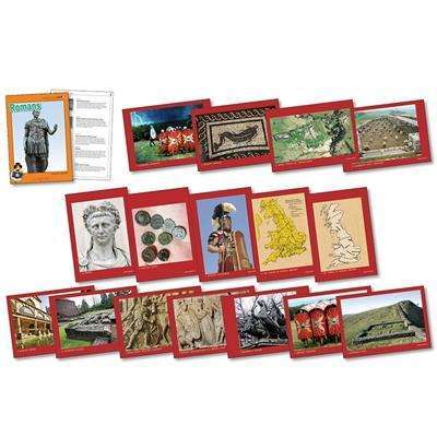 Romans in Britain Photo pack