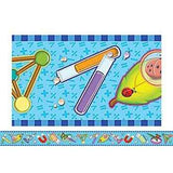Science Display Border