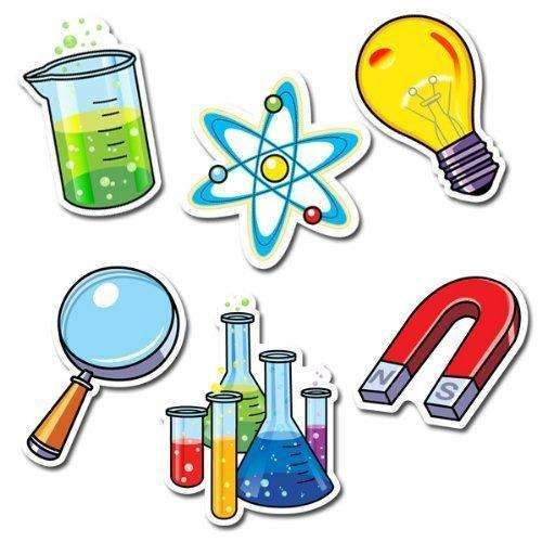 Science Lab Classroom Display Cut Outs:Primary Classroom Resources