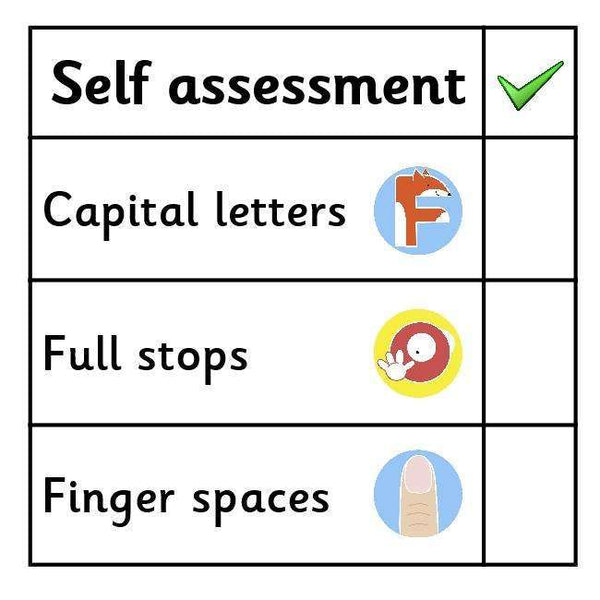 Self Assessment Marking Stickers - Set 1:Primary Classroom Resources
