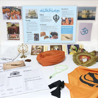 Sikhism Artefacts Pack:Primary Classroom Resources