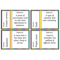 SPaG Loop Cards - Set 2