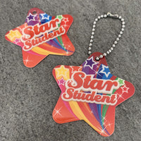 Star Student 3 BragTags Classroom Rewards:Primary Classroom Resources