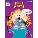 Stick Kids Workbook - Sight Words - Grade 1 - (Age 6-7):Primary Classroom Resources