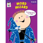 Stick Kids Workbook - Word Wizard - Grade 1 - (Age 6-7)