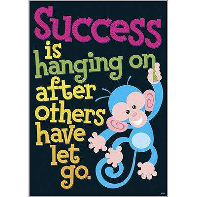 Success is hanging on.. Poster