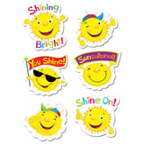 Suns Stickers