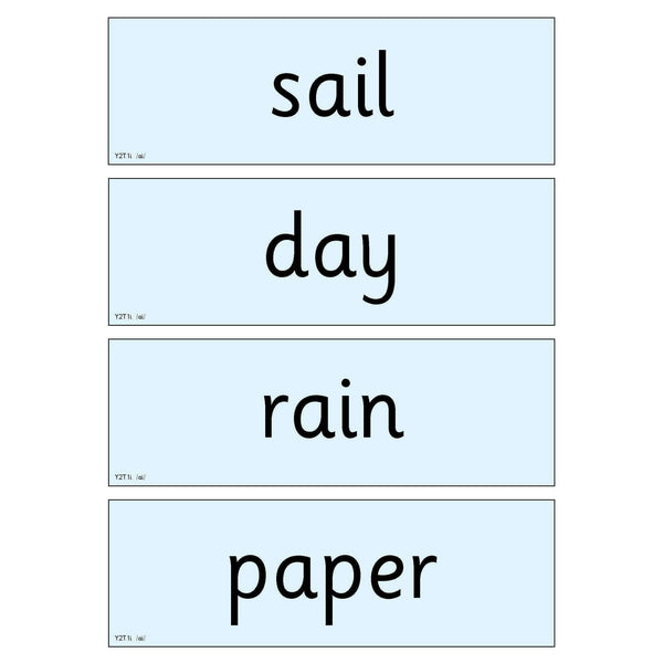 Support for Spelling Year 2 Term 1 i -  Different Spellings for Phonemes