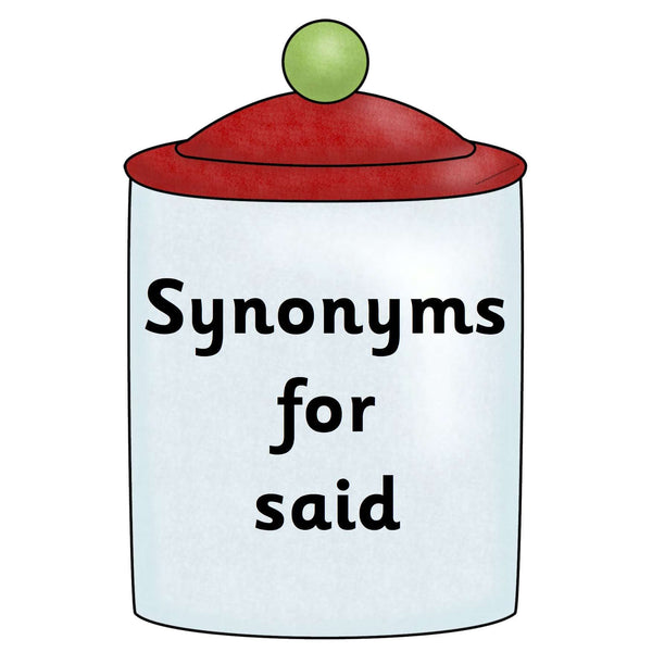 Sweetie Synonyms for Said