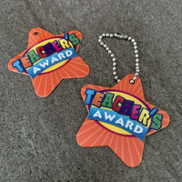 Teacher's Award BragTags Classroom Rewards:Primary Classroom Resources