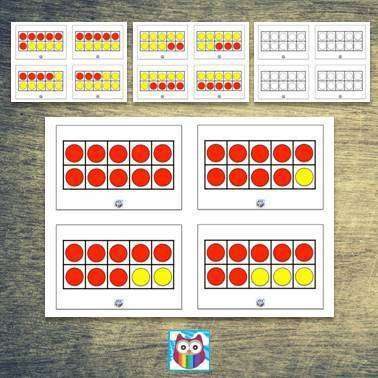 Ten Frames:Primary Classroom Resources