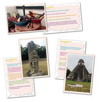 Thinking History - The Maya:Primary Classroom Resources