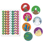 Top Geographer Reward Stickers