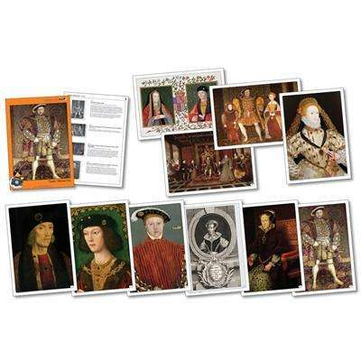 Tudor Monarchs Photo pack