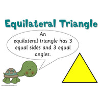 Types of Triangle Posters:Primary Classroom Resources