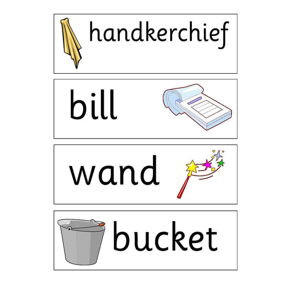 Wizards Pocket Poem Pack Flashcards:Primary Classroom Resources