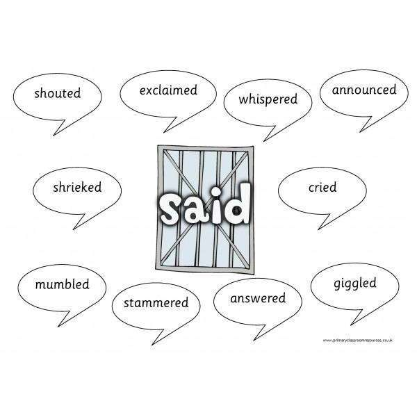 Word Jail:Primary Classroom Resources