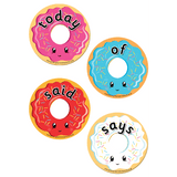 Year 1 Common Exception Words Donuts:Primary Classroom Resources