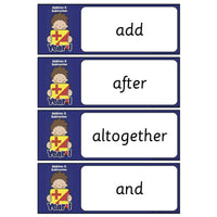 Year 1 Maths Vocabulary - Addition and Subtraction:Primary Classroom Resources