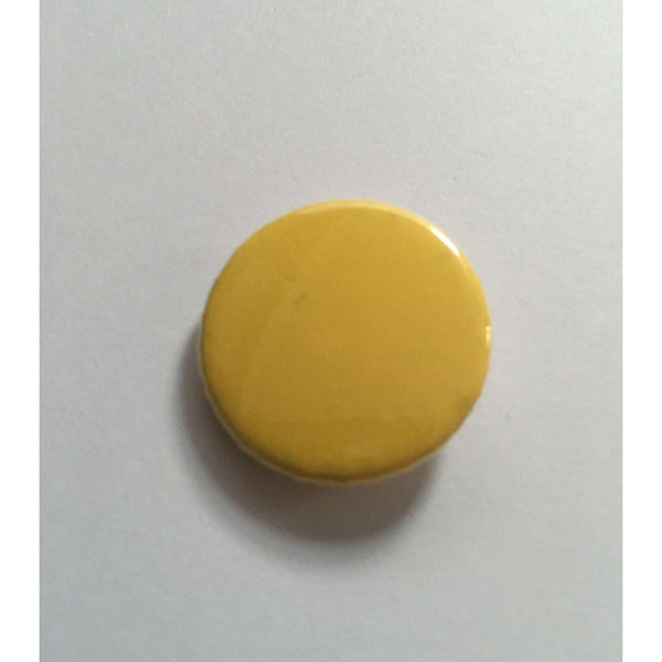 Yellow Badge - 25mm:Primary Classroom Resources