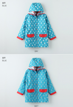 Load image into Gallery viewer, Color Changing Raincoat