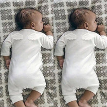 Load image into Gallery viewer, Little Angel Wing Romper