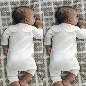 Little Angel Wing Romper