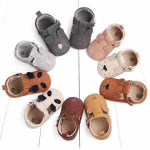 Cute Baby Moccasins