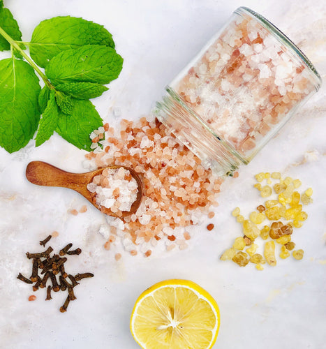 Sweet Relief Soaking Salts Salt Sōk Your Way
