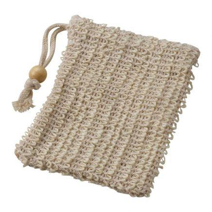 Natural Sisal Soap Pouch Sōk Your Way