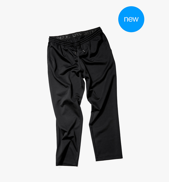 UNCOATED 247</br>BALANCED PANTS :EXTREME COMFY</br>超彈性透氣修身褲