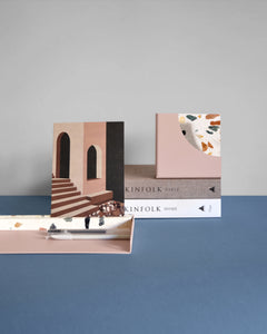 Pack | Bookholder + Display Tray
